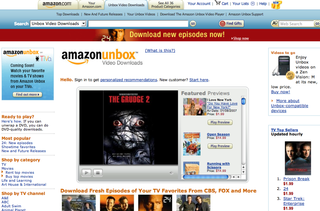 TiVo to playback content from Amazon Unbox Video