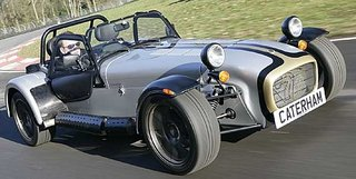 A Caterham for the sensible speed freak