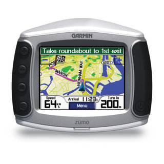 Garmin launch bike friendly zumo 400