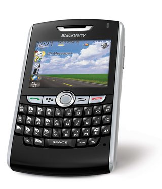 RIM launches BlackBerry 8800