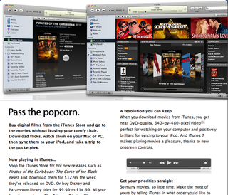 Lionsgate comes to iTunes