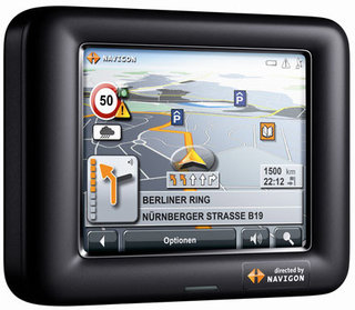 Navigon 3110 series offers lightweight satnav solutions