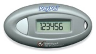 PayPal launch offline security token to protect against online fraud