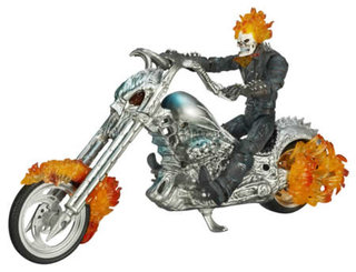 Ghost Rider toys gets into in the spirit of the movie