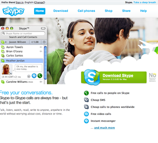 Skype launches Skype Pro in Europe and UK