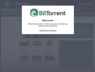 BitTorrent's legitimate download site to launch today