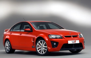 Vauxhall announce the VXR8