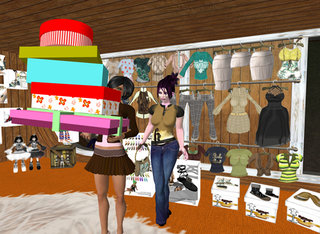 Terrorists mock-bomb Second Life shops