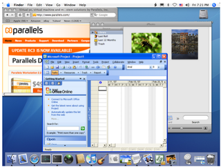 Parallels upgrades Desktop for Mac software