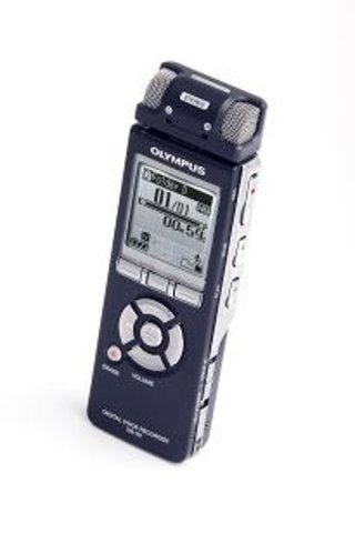 Olympus DS voice recorders also playback music