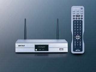 Buffalo releases LinkTheater Wireless-A&G Media Player