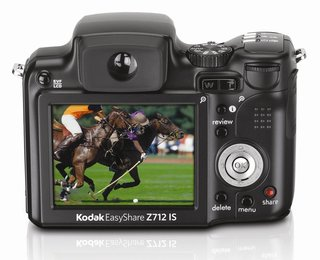 PMA 2007: Kodak announces four compacts