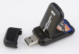 PMA 2007: Kingston Technology DataTraveler Reader USB stick come SD card reader announced