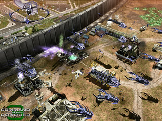 Command & Conquer 3 Tiberium Wars goes gold!