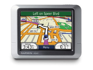 CeBIT 2007: Garmin announce six new Satnavs