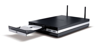 CeBIT 2007: Linksys KiSS 1600 Networked Media Player announced