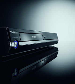 Toshiba HD-EP10 becomes third HD DVD player in UK