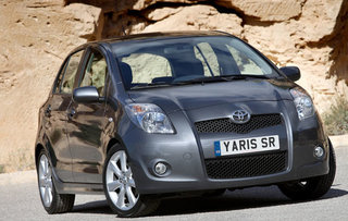 Toyota's newer, warmer Yaris