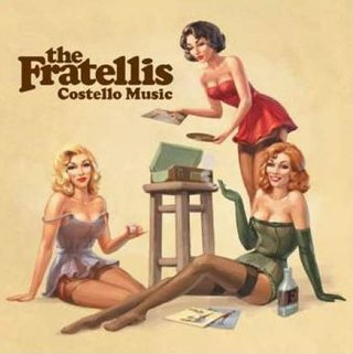 Fratellis turn to USB memory drives to sell latest single