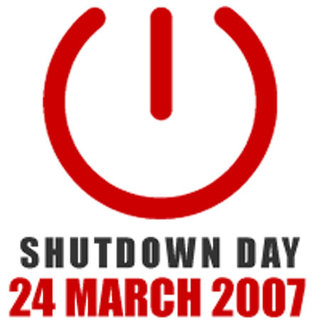 Shutdown Day ask users to turn off PC 24 March