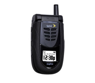 Sanyo SCP-7050 Military grade phone launched