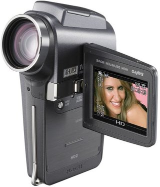 Sanyo HD2 HD-ready camcorder launched