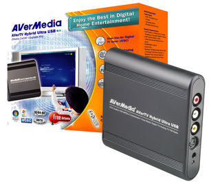 AVerMedia bring TV to your PC