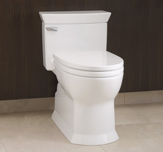 Future toilet aids men and saves the seat