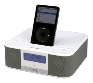 Logic3 launches portable iPod alarm