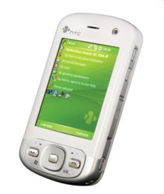 GPS now available for the HTC P3600