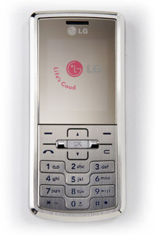 LG Shines again with Bar phone