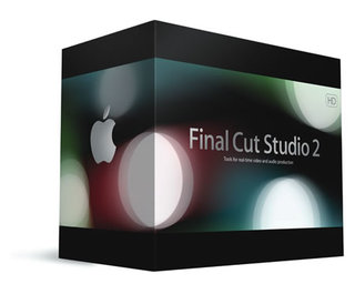 Apple upgrades to Final Cut Studio 2