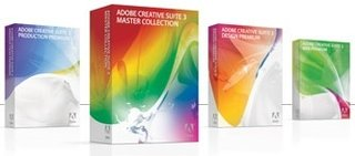Adobe Creative Suite 3 shipping