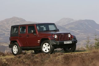 New Wrangler due in May
