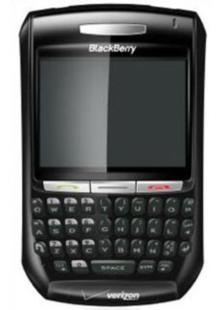 BlackBerry users experiencing problems
