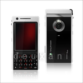 Sony Ericsson - is this the new phone?