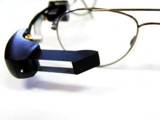 Glasses for deaf, foreign movie goers
