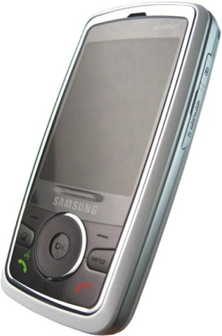 Samsung gets to grips with Symbian smartphone