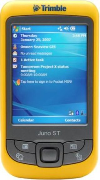 Budget GPS PDA to come from Trimble