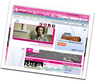 T-Mobile expand music offering with ARTISTdirect.com