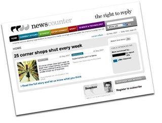 Newscounter.com launches to correct the news