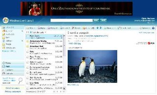 Microsoft launches Windows Live Hotmail