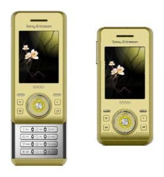Sony Ericsson S500 announced in the States