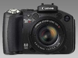 New Canon PowerShot S5 IS to hit shelves in June
