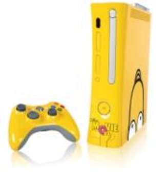 Limited edition Simpsons-themed Xboxes