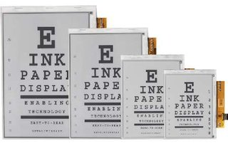 New E Ink technology development