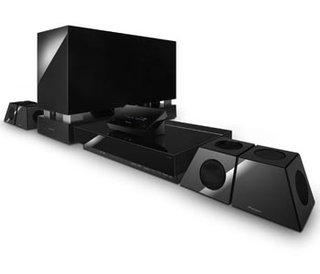 Pioneer goes back to black with LX01 Home Cinema System