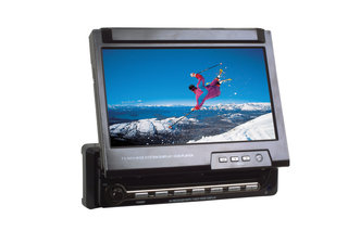 Maplin launches 7-inch in-car DVD player