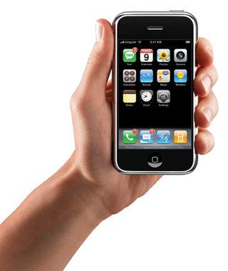 AT&T exec chats about the iPhone's features