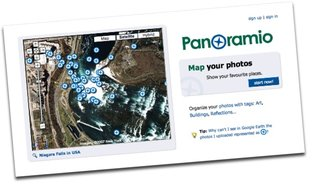 Google buys photo sharing site Panoramio